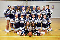 7th & 8th Grade Cheerleaders - Team and Individuals 11/5/18