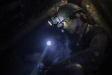 Kohlebergbau im Donbass
