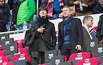 Joachim Low during spanish La Liga match between Futbol Club Barcelona and Real Madrid  at Camp Nou Stadium in Barcelona , Spain. Decembe r03, 2016. (ALTERPHOTOS/Rodrigo Jimenez)
