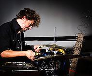 Simon Berz, (Kaspar Koenig), Dave Easley @ Zeitgeist