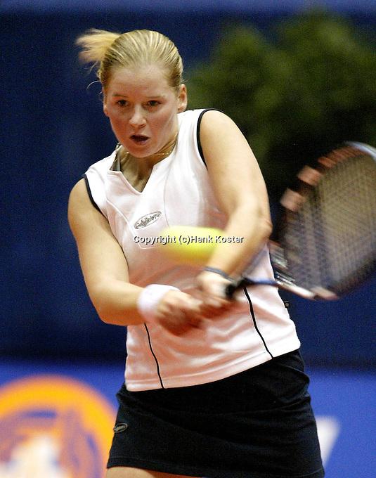 20031214, Rotterdam, LSI Masters, Tessy van de Ven verslaatTrik in de finale van de masters