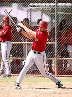 Kyle Greene / Arizona Diamondbacks 2008 Instructional League..Photo by:  Bill Mitchell/Four Seam Images