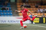 HKFA U-21 vs Yau Yee League Select during the Main tournament of the HKFC Citi Soccer Sevens on 22 May 2016 in the Hong Kong Footbal Club, Hong Kong, China. Photo by Li Man Yuen / Power Sport Images