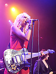 Taylor Momsen of The Pretty Reckless performs live at The Henry Fonda Music Box in Hollywood, California on June 23,2009                                                                     Copyright 2009 DVS / RockinExposures