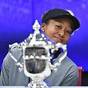 Tennis: US Open tennis tournament: Women's singles final match