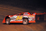 Feb 12, 2009; 7:07:42 PM; Barberville, FL, USA; World of Outlaws Late Model Series for the $10,000 to win at Volusia Speedway Park.  Mandatory Credit: (thesportswire.net)