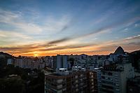 06/07/2020 - AMANHECER NO RIO DE JANEIRO