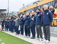 USA U-20 Men's National Team vs Columbia during the .Torneo de las Americas in Kennesaw, Ga., Friday, Nov. 26, 2010.