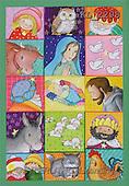 Interlitho, Soledad, CHRISTMAS CHILDREN, naive, paintings, symbols(KL2298,#XK#) Weihnachten, Navidad, illustrations, pinturas