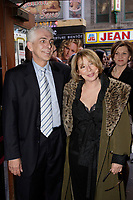 Montreal (Qc) Canada, May 3rd 2007-<br /> <br /> Duguay, Patsy Gallant (R)<br /> at the red carpet event  to celebrate that<br /> Paramount become Scotia Bank Cinema<br /> <br /> photo : Pierre Roussel (c)  Images Distribution