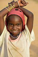 CHAD, Goz Beida, refugee camp Djabal for refugees from Darfur, Sudan / TSCHAD, Goz Beida, Fluechtlingslager Djabal fuer Fluechtlinge aus Darfur, Sudan