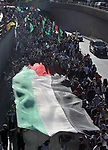 """Lebanese wave Palestine flags during a rally in support of Palestinian, in Beirut, Lebanon, 18 May 2021. Heavy air strikes and rocket fire in the Israel-Gaza conflict claimed more lives on both sides as tensions flared in Palestinian """"day of anger"""" protests in Jerusalem and the occupied West Bank. Photo by Haitham Moussawi"""