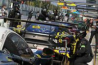 #60 IRON LYNX (ITA) FERRARI 488 GTE EVO LMGTE CLAUDIO SCHIAVONI (ITA) SERGIO PIANEZZOLA (ITA) ANDREA PICCINI (ITA)