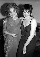 Liz Taylor Liza Minnelli<br /> Photo By Adam Scull/PHOTOlink.net