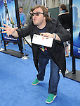 Jack Black at The Dreamworks Animation's Monsters VS. Aliens L.A. Premiere held at Gibson Ampitheatre in Universal City, California on March 22,2009                                                                     Copyright 2009 RockinExposures