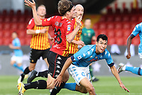 Hirving Lozano of SSC Napoli<br /> during the Serie A football match between Benevento Calcio and SSC Napoli at stadio Ciro Vigorito in Benevento (Italy), October 25th, 2020. <br /> Photo Cesare Purini / Insidefoto