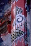 Malaysia, Buddhist street shrine, joss sticks, incense, Southeast Asia, religions,
