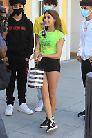 Prymrr LoBasso Spotted in Beverly Hills