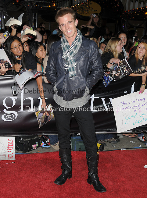 """Cam Gigandet at Summit Entertainment's highly anticipated Premiere of """"Twilight"""" held at The Mann's Village Theatre in Westwood, California on November 17,2008                                                                     Copyright 2008 Debbie VanStory/RockinExposures"""