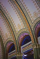 St. Louis: Union Square, Interior Detail--Restored, 1988.  Photo '88.