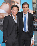 Jason Bateman and Ryan Reynolds attends The Universal Pictures' L.A. Premiere of The Change-Up held at The Village Theatre in Westwood, California on August 01,2011                                                                               © 2011 DVS / Hollywood Press Agency