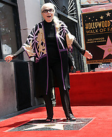 Barbara Bain Honored With A Star on the Hollywood Walk Of Fame