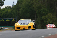 #130 COLIN PATON (GB) - FERRARI / F430 GTC EVO / 2007 GT2B
