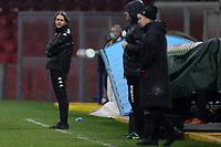 Filippo Inzaghi coach of Benevento Calcio looks on during the Serie A football match between Benevento Calcio and Atalanta BC at stadio Ciro Vigorito in Benevento (Italy), January 09, 2021. <br /> Photo Cesare Purini / Insidefoto