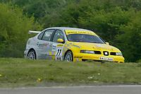 Round 2 of the 2005 British Touring Car Championship. #11. Jason Plato (GBR). SEAT Sport UK. SEAT Toledo.