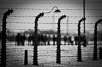 Visitors at the Auschwitz II-Birkenau concentration camp Sunday Dec 28 2014. Auschwitz concentration camp was a network of German Nazi concentration camps and extermination camps built and operated by the Third Reich in Polish areas annexed by Nazi Germany during World War II, the camp was liberated on January 27, 1945 by Soviet troops. Photo By Eyal Warshavsky