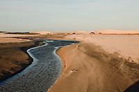jericoacoara sea shore Nordeste Brazil