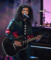 """HOLLYWOOD, CA - MAY 27: Dan Smyers of Dan + Shay performs on the 2021 """"iHeartRadio Music Awards"""" airing live from The Dolby Theatre in Los Angeles, Thursday, May 27 (8:00-10:00 PM ET live / PT tape-delayed) on FOX.  (Photo by Frank Micelotta/FOX/PictureGroup)"""