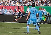 New York City FC vs Los Angeles Galaxy, August 20, 2016