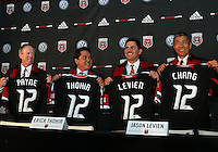 D.C. United Ownership Press Conference, July 10, 2012