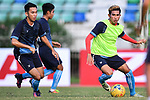 Training of the AFF Suzuki Cup 2016 on 19 November 2016. Photo by Stringer / Lagardere Sports