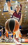 "4th match playoff seminals.<br /> ACB Endesa league.<br /> Valencia Basket vs FC Barcelona Regal.<br /> Fuente de San Luis Pavillion ""La Fonteta"".<br /> June, 1, 2012.<br /> Valencia - Spain"