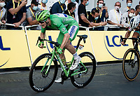Sam Bennett (IRE/Deceuninck-Quick Step) wins the bunchsprint into Paris<br /> <br /> Stage 21 from Mantes-la-Jolie to Paris (122km)<br /> <br /> 107th Tour de France 2020 (2.UWT)<br /> (the 'postponed edition' held in september)<br /> <br /> ©kramon