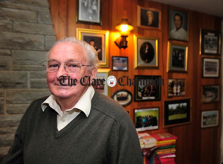 Joe Halvey. Photograph by Declan Monaghan Joe Halvey. Photograph by Declan Monaghan