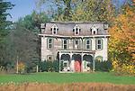Dilapidated farmhouse, Union County, PA.