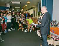 01-12-13,Netherlands, Almere,  National Tennis Center, Tennis, Winter Youth Circuit,    <br /> Photo: Henk Koster