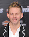 Dominic Monaghan at Marvel's The Avengers World Premiere held at The El Capitan Theatre in Hollywood, California on April 11,2012                                                                               © 2012 DVS/Hollywood Press Agency