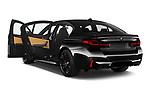 Car images of 2021 BMW M5 Competition 4 Door Sedan Doors