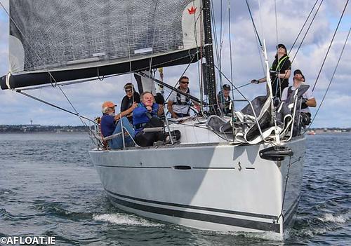 DBSC Dun Laoghaire Harbour Trophy winner, Prima Forte