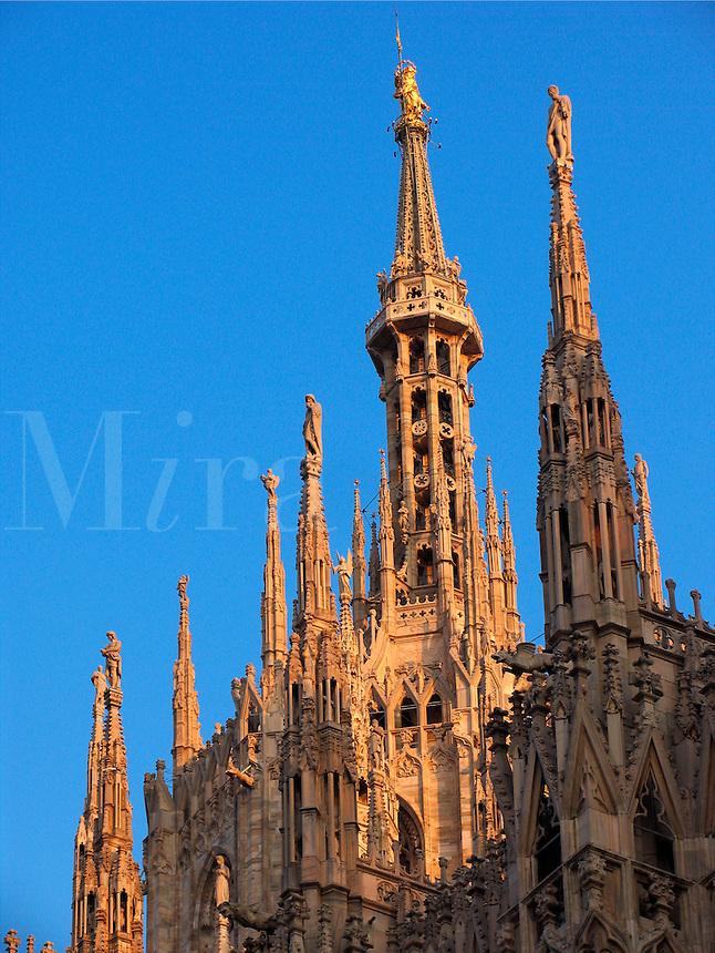 The Duomo, Milan, Ital