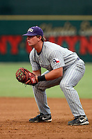 Matt Vern - 2009 Texas Christian Horned Frogs playing against the San Diego State Aztecs at Tony Gwynn Stadium, San Diego, CA - 04/24/2009 .Photo by:  Bill Mitchell/Four Seam Images