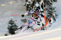 19th December 2020; Saslong, Val Gardena, Tyrol, Italy; International Ski Federation Alpine Ski World Cup, 2nd Men's Downhill, Val Gardena; Henrik Roa (NOR)
