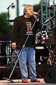 MIAMI, FL - MARCH 24: Rodney Justo of Atlanta Rhythm Section performs at The Magic City Casino on March 24, 2018 in Miami, Florida. Credit Larry Marano © 2018