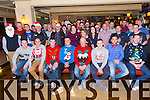 TLI Group (Transmission Links Ireland) Christmas Party Mystery Tour at the Brandon Hotel on Friday