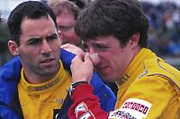 1997 British Touring Car Championship. Alain Menu & Jason Plato.