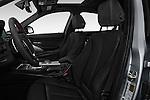 Front seat view of 2017 BMW 3-Series-Plug-In-Hybrid Sport 4 Door Sedan Front Seat  car photos